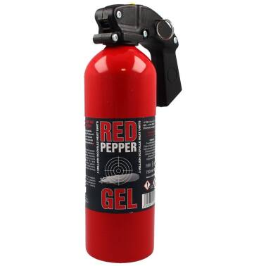 Gaz pieprzowy SHARG Graphite Red 750ml 006/19