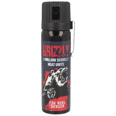GAZ PIEPRZOWY GRIZZLY GEL 4MLN SHU, 26.4% OC 63ML